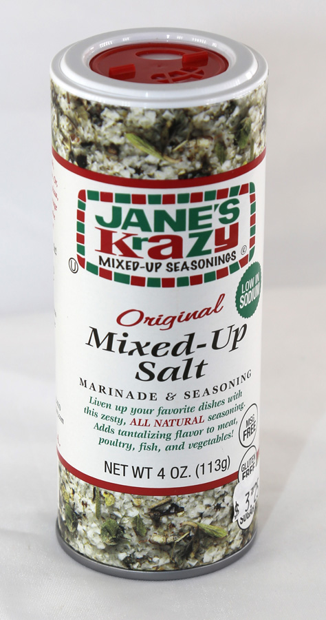 Jane's Crazy Salt - 2.5 ounces