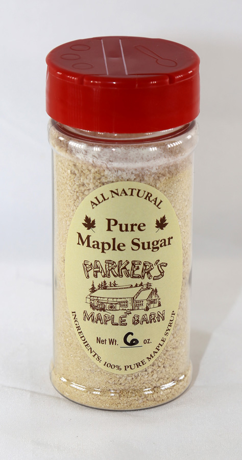 All Natural Pure Maple Sugar Crystals, 6 ounces