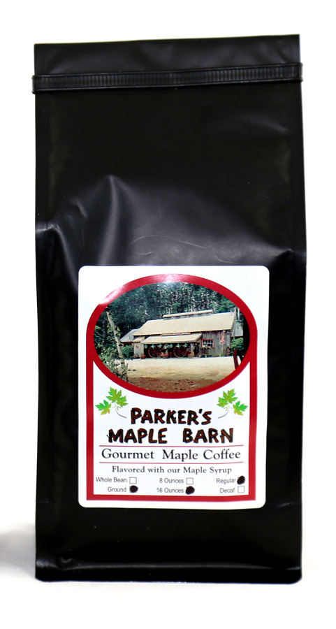Gourmet Maple Coffee - 16 ounces