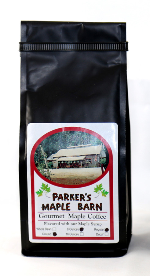Gourmet Maple Coffee - 8 ounces