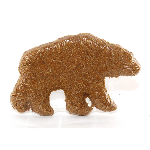 Dog Treat - Peanut Butter Bear
