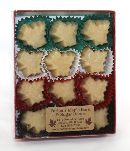Maple Candy - Box of 12 Pieces