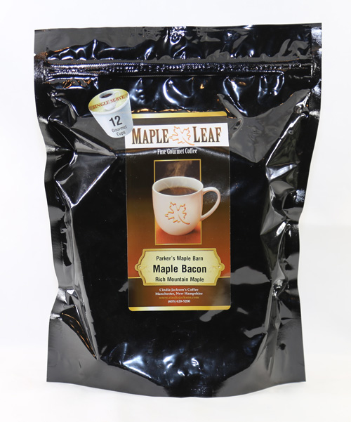 Gourmet Maple Coffee - Single Serving K Kup 12 Pack