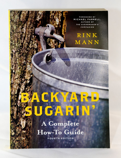 Backyard Sugaring by Rink Mann