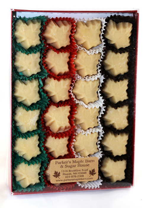 Maple Candy - Box of 24 Pieces