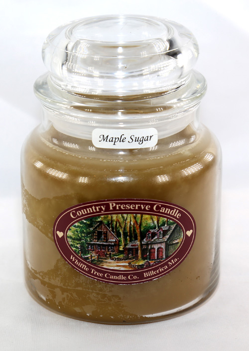 Maple Sugar Candle - 15 oz