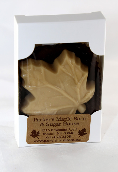 Maple Candy - Box of 1 Large Piece [leaf]