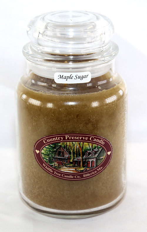 Maple Sugar Candle - 23 oz.