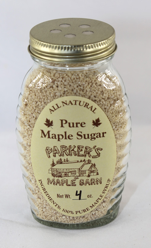 All Natural Pure Maple Sugar Crystals, 4 ounces