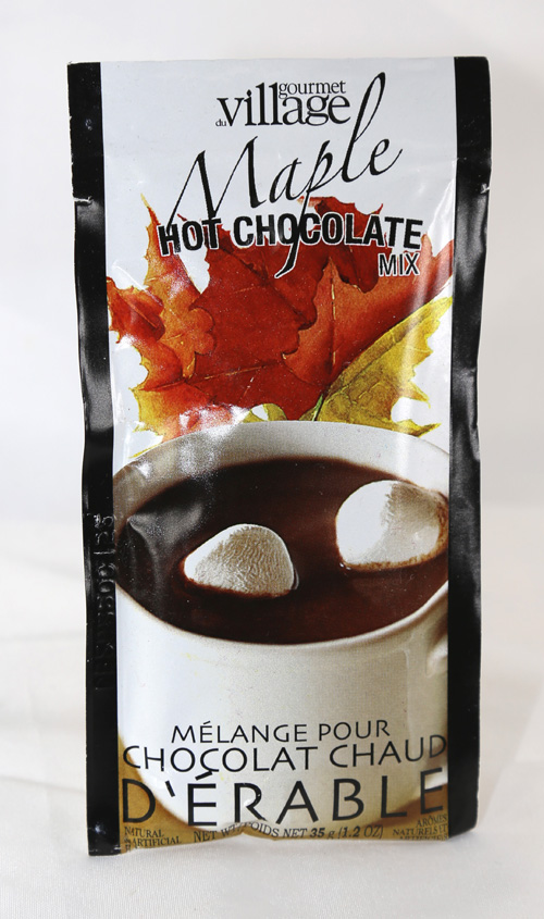 Maple Flavored Hot Chocolate Mix