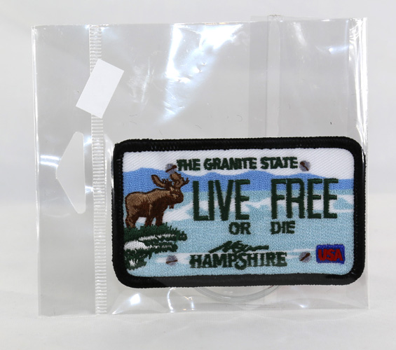 """Live Free or Die"" Patch"