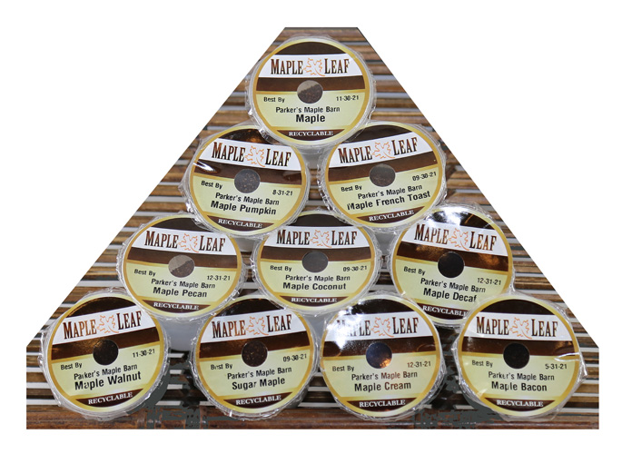 Gourmet Maple Coffee - Single Serving K Cup