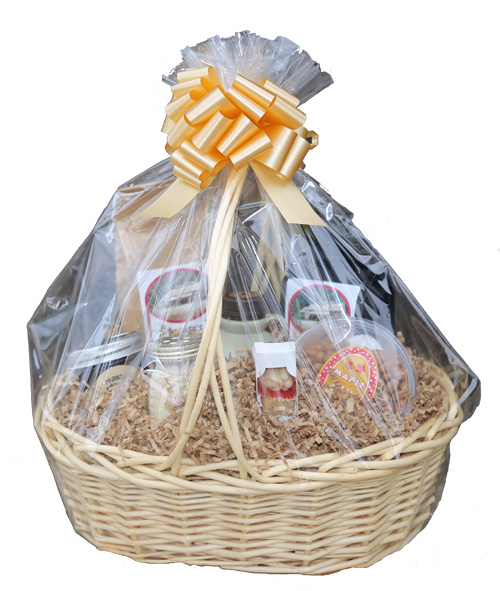 $55 Gift Basket  (plus $3.00 for extra packaging)