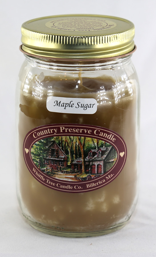 Maple Sugar Candle - 13 oz