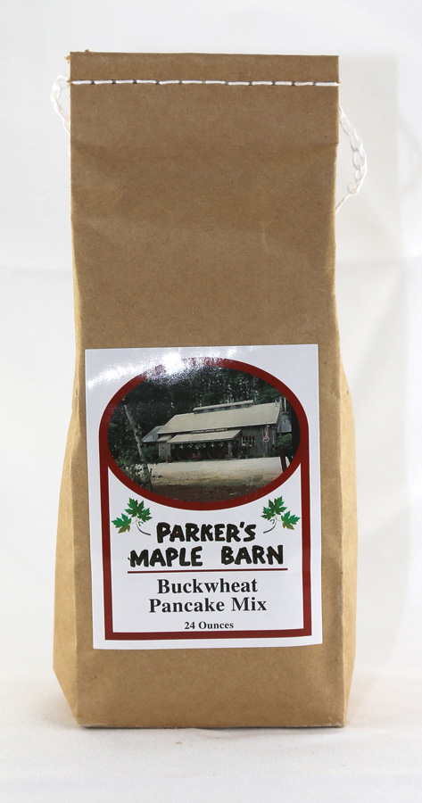 Buckwheat Pancake Mix -24 oz