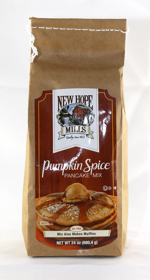 Pumpkin Spice Pancake & Muffin Mix - 24 ounce bag