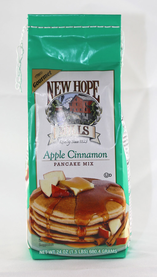 Apple Cinnamon Pancake Mix - 24 oz.