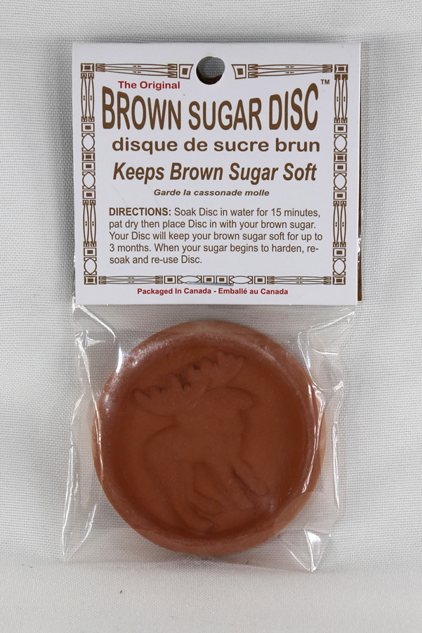 Brown Sugar Disc - Moose