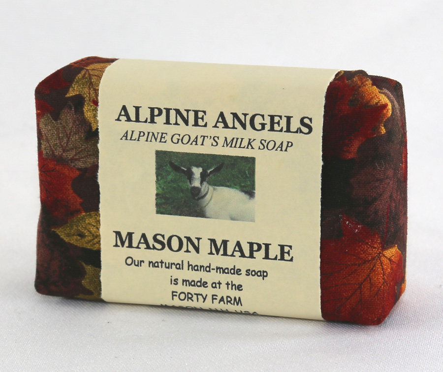 Alpine Angels Goat`s Milk Soap