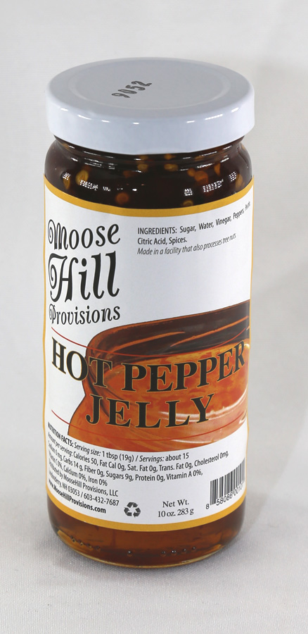 Moose Hill Hot Pepper Jelly