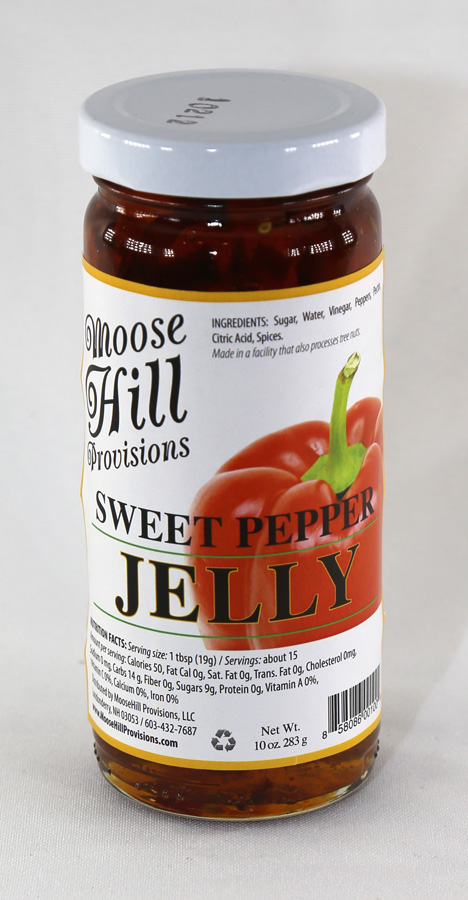 Moose Hill Sweet Pepper Jelly