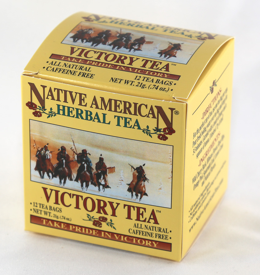 Native American Herbal Tea - Victory Tea - 12 Tea Bags