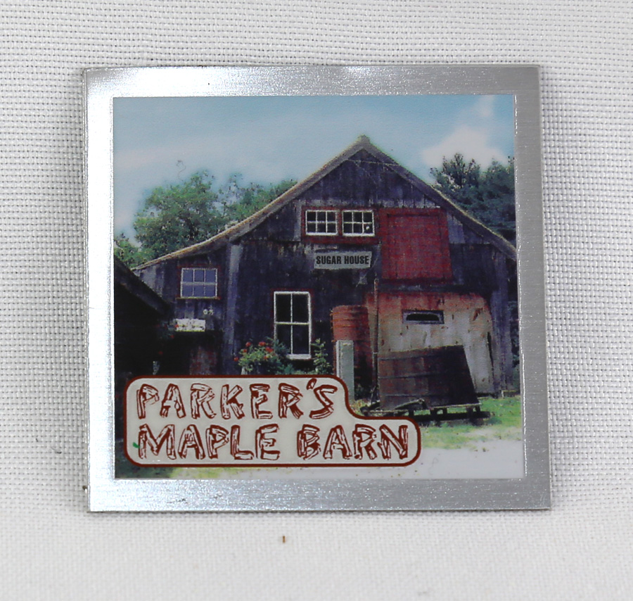 Parkers Maple Barn Sugar House Magnet