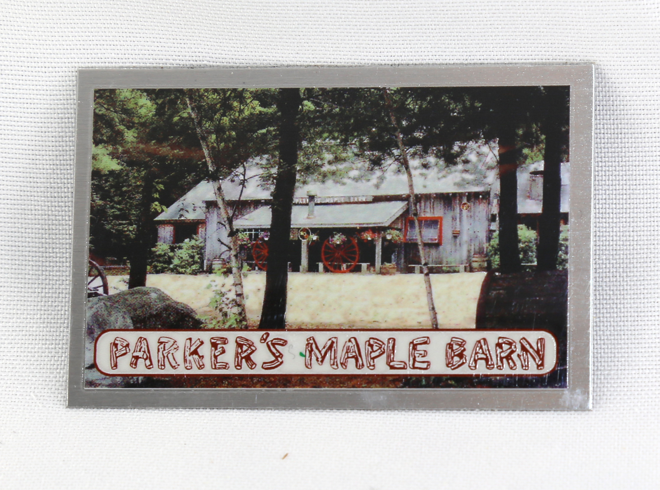 Parkers Maple Barn Restaurant Magnet