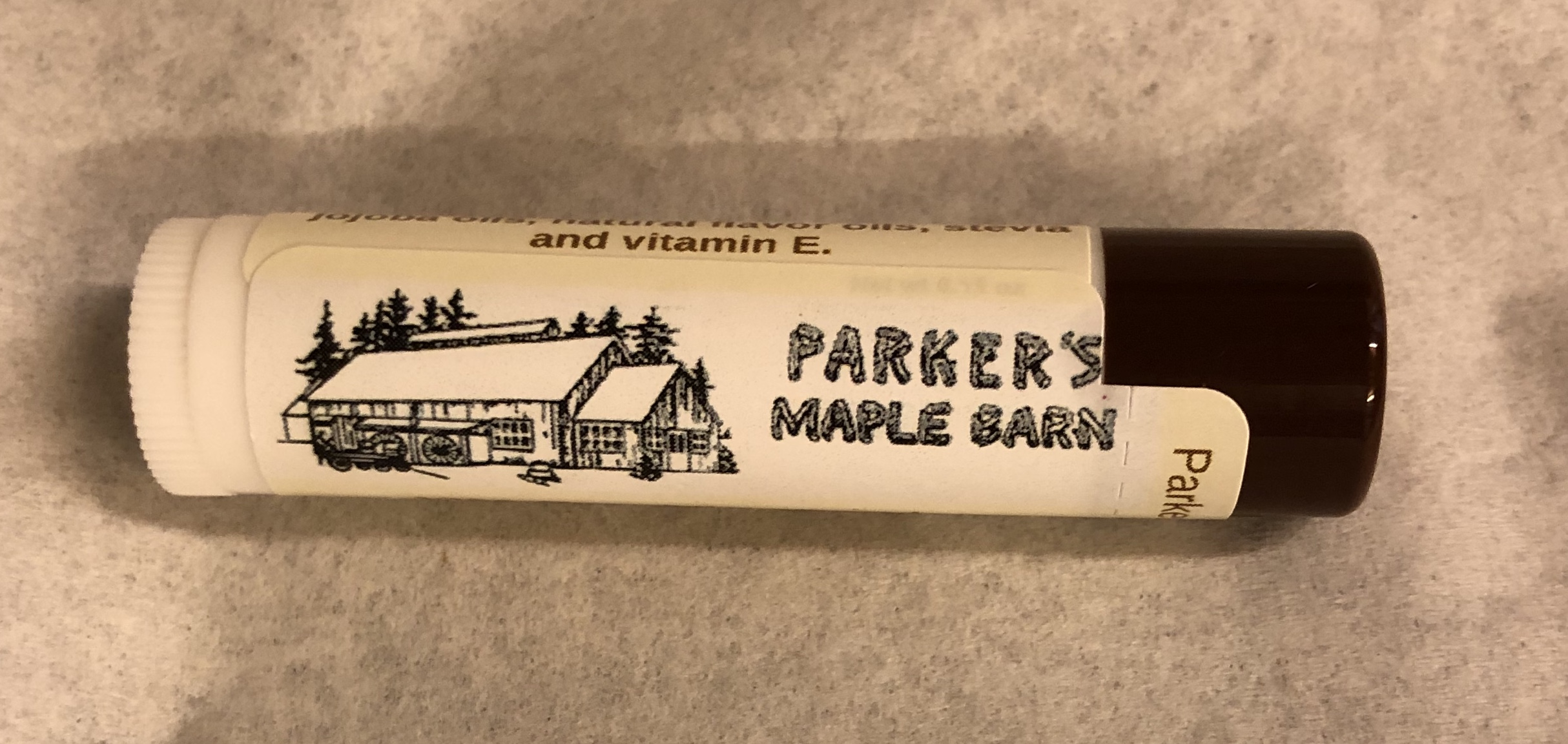Parker's Maple Lip Balm
