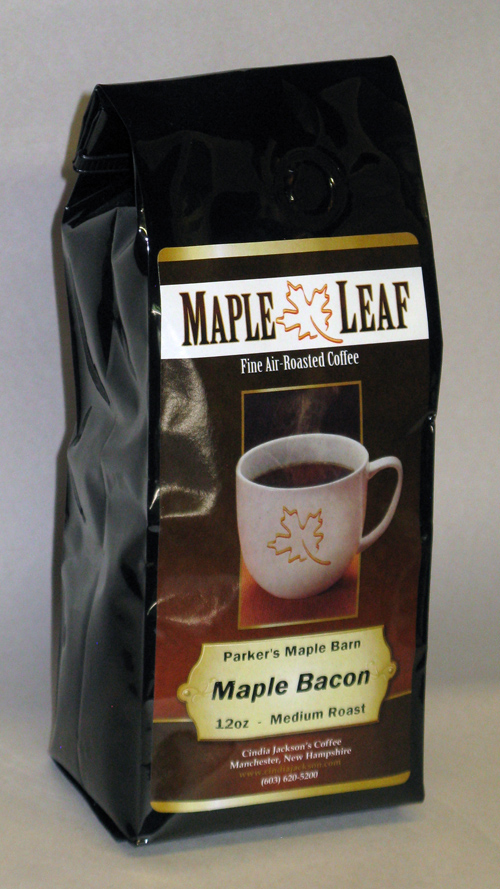 Maple Leaf - Maple Bacon Coffee Medium Roast (12 oz.)