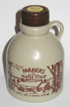 #4 - Plastic Jug - Pure Maple Syrup - Pint - 16 oz