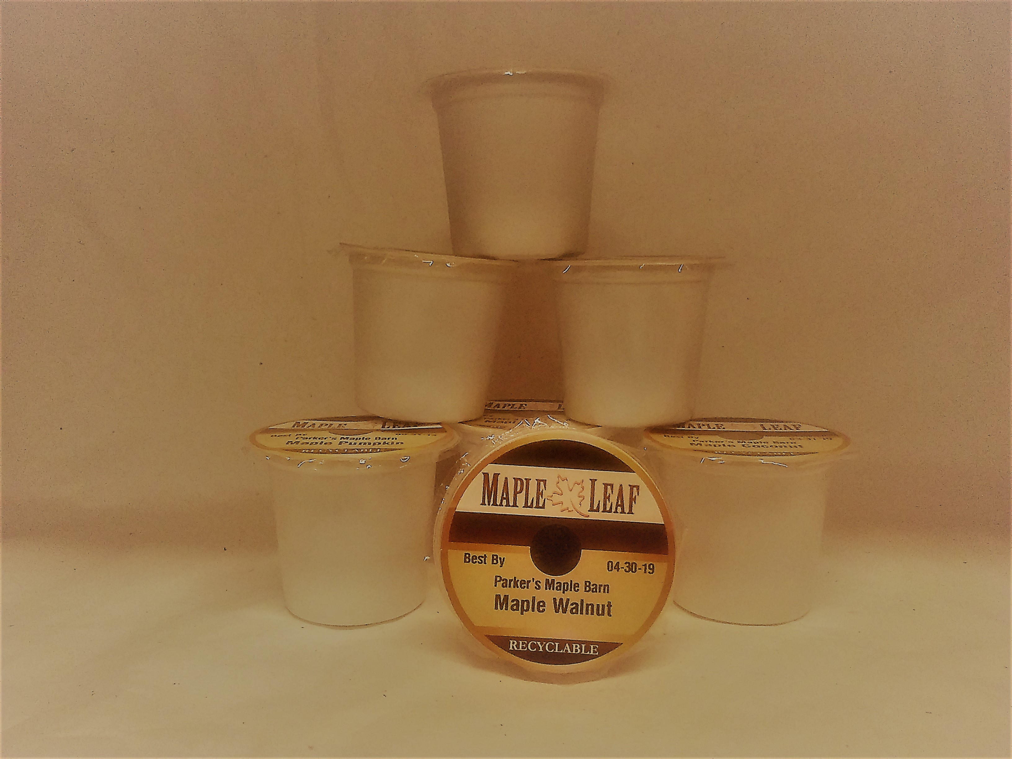 Single Serving K Kup Maple Cream