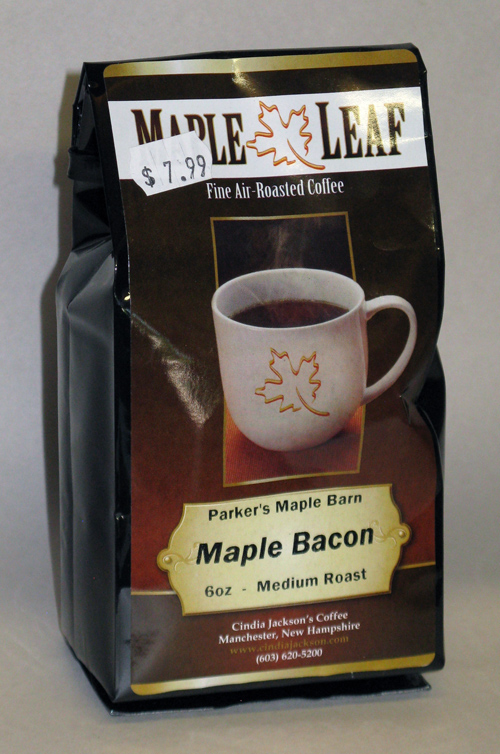Maple Leaf - Maple Bacon Coffee Medium Roast (6 oz.)