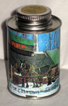 Tin#6 - Tin Container - Pure Maple Syrup - 4.2 ounces