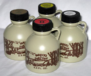 #6 - Plastic Jug - Pure Maple Syrup - 3.4 oz