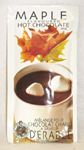 Maple Flavoured Hot Chocolate Mix