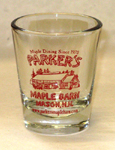 Parker Maple Barn - Shot Glass
