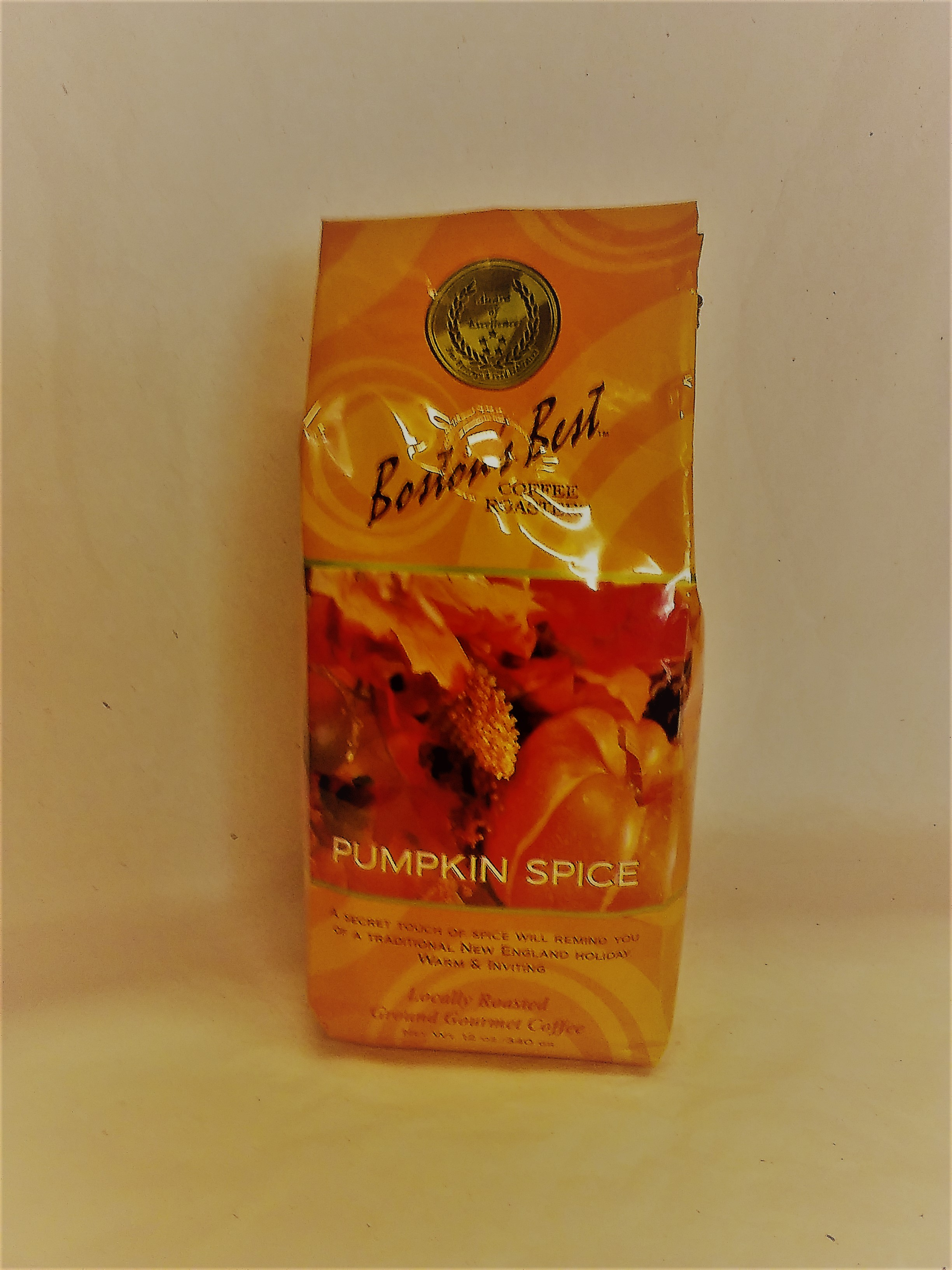 Pumpkin Spice Ground Coffee