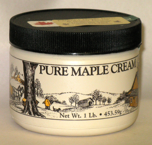 Pure Maple Cream - 16 Ounce Jar