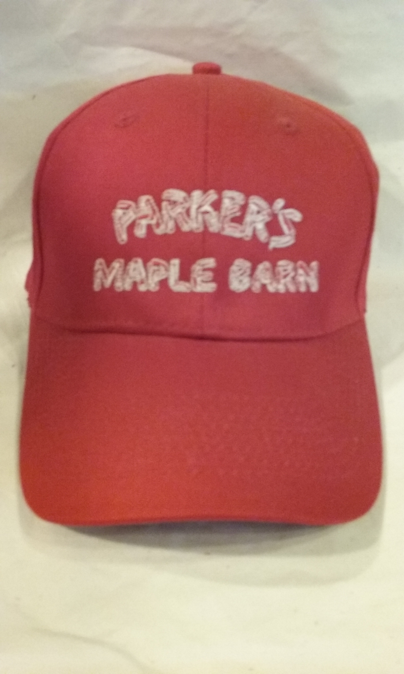 Parkers Hat Red